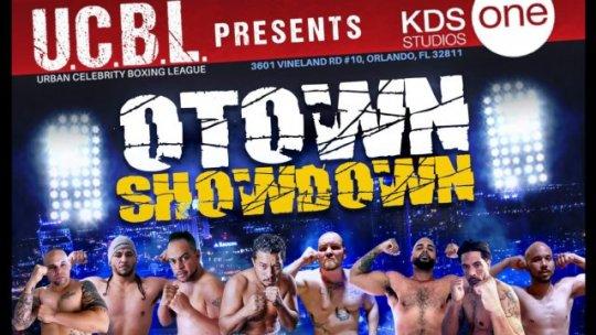 U.C.B.L Presents OTOWN SHOWDOWN April 18th, 2020