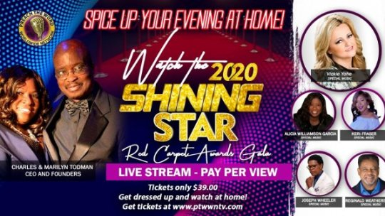 5th Annual Shining Star Red Carpet Awards Gala