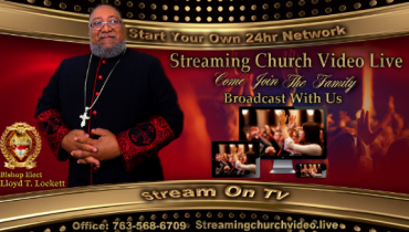 Streaming Church Video Live NOW