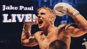 Jake Paul LIVE!