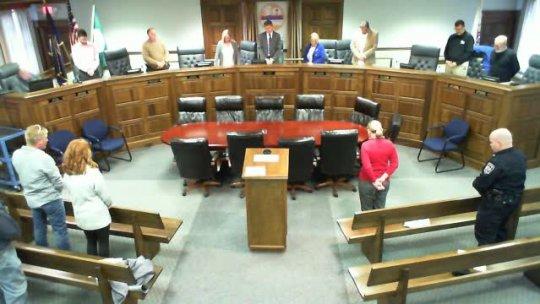 3-20-18 Council Meeting