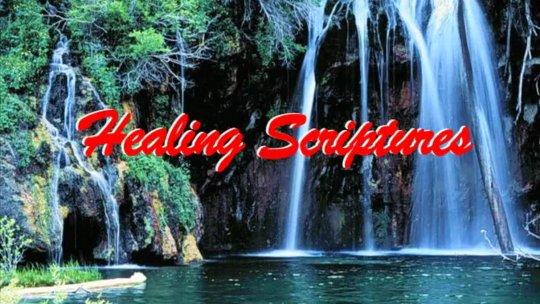 healing Scripture 5