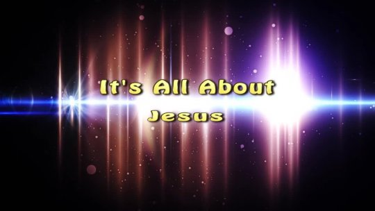 DJ YELLA'S TESTIMONY) IT'S ALL ABOUT JESUS