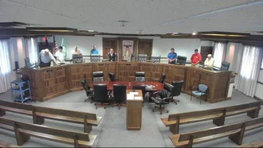 8-21-18 Council Meeting