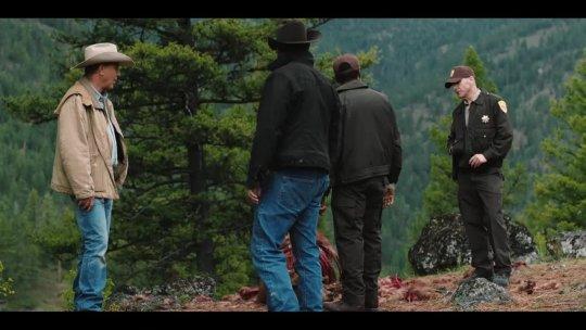 Season Finale's Opening Scene | Yellowstone