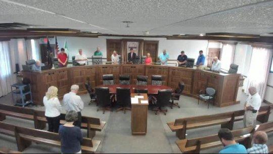 9-4-18 Council Meetimg