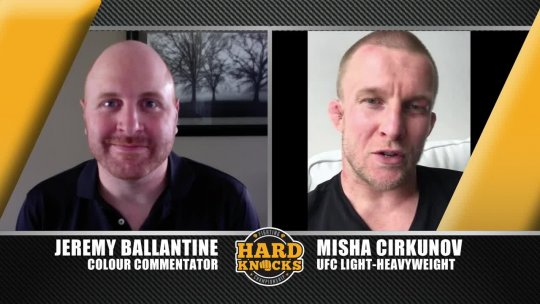 HKFC Podcast   Interview with Misha Cirkunov