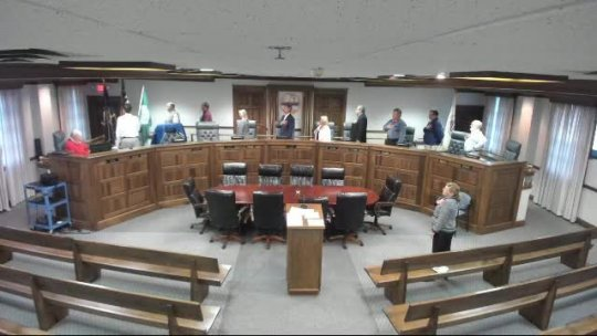 10-16-18 Council Meeting