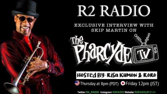 R2 RADIO Ep5 Skip Martin