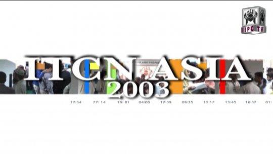 Exibhition ITCN 2003 Pakistan
