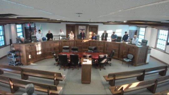 11-6-18 Council Meeting