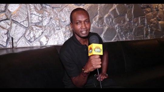CLTV at Bliss - Fimba Live Interview
