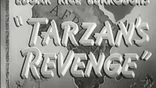Tarazan's Revenge