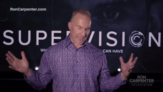 Apostle Ron Carpenter - Supervision 7