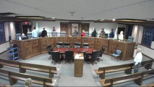 11-20-18 Council Meeting Part I