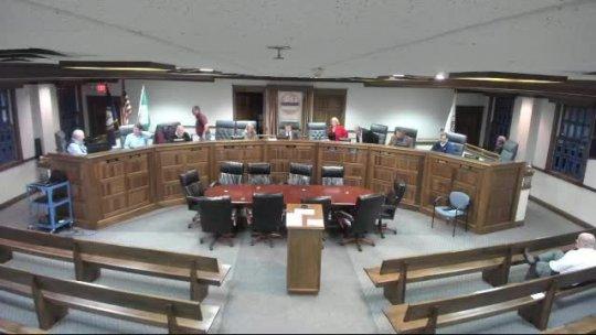 11-20-18 Council Meeting Part II