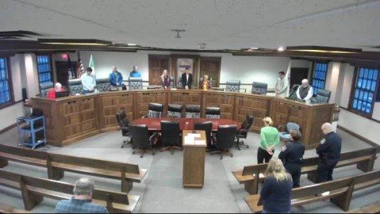 12-4-18 Council Meeting Part I