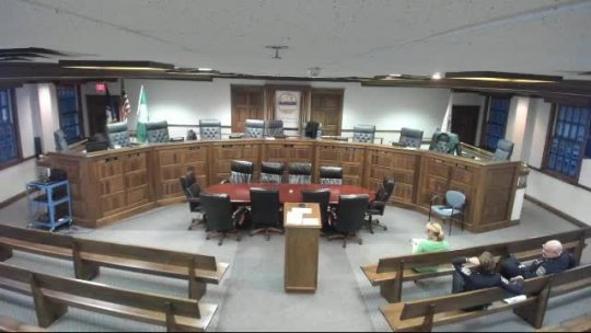 12-4-18 Council Meeting Part II