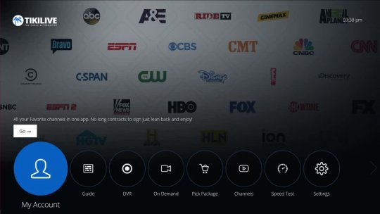 Schedule a DVR Recording