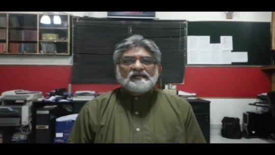 Br.Javed Kazmi (Pakistan