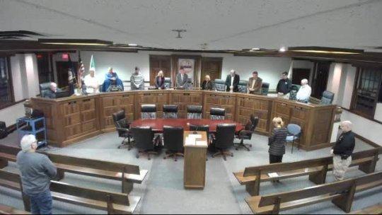 1-2-19 Council Meeting Part I