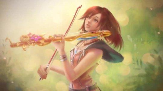 Kingdom Hearts  Lindsey Stirling
