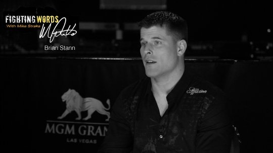Fighting Words with Mike Straka Brian Stann