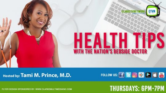 Health Tips with the nation's beside doctor Ep 5