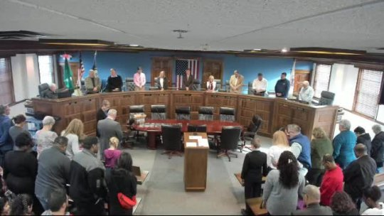 3-19-19 Council Meeting PartI