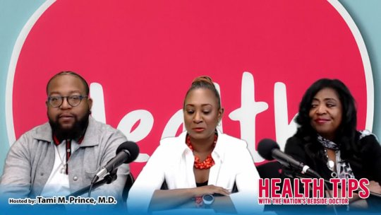 Health Tips with the nation's beside doctor Show - Ep 8