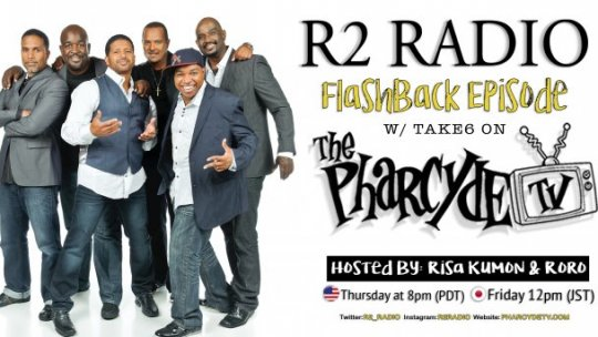 R2 RADIO FLASHBACK TAKE 6