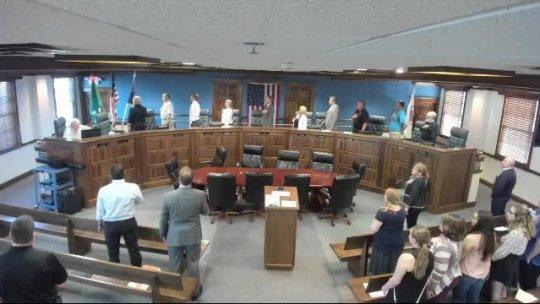 4-16-19 Council Meeting