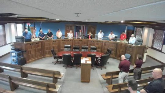 5-7-19 Council Meeting - Part I