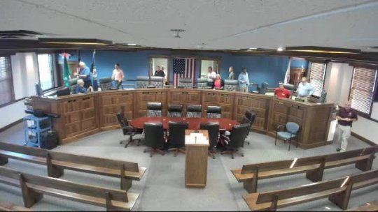 5-7-19 Council Meeting - Part II