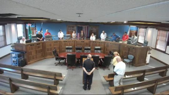 5-21-19 Council Meeting