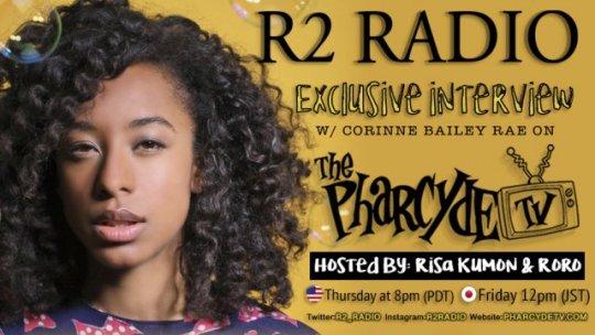 R2 RADIO  EP10  CORINNE BAILEY RAE FN1