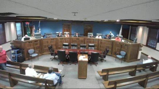 7-16-19 Council Meeting Part II