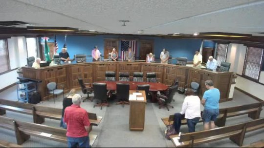 8-6-19 Council Meeting Part I