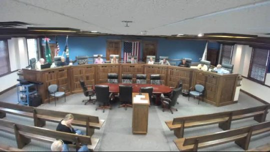 8-6-19 Council Meeting Part II