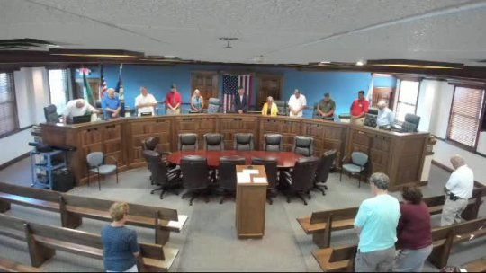 9-3-19 Council Meeting