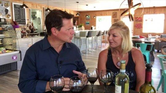 SIP Delilah's Wine Tasting