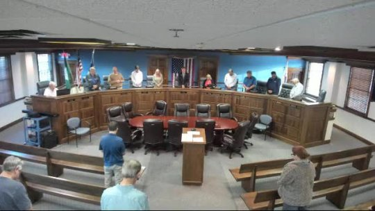10-15-19 Council Meeting