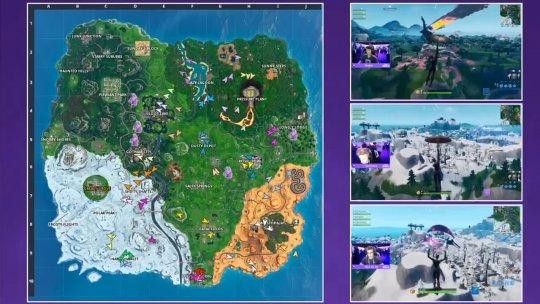 Fortnite Twitch Rivals Final Game 1 !! FORTNITE TWITCH CON GRAND FINAL