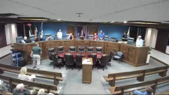 11-5-19 Council Meeting