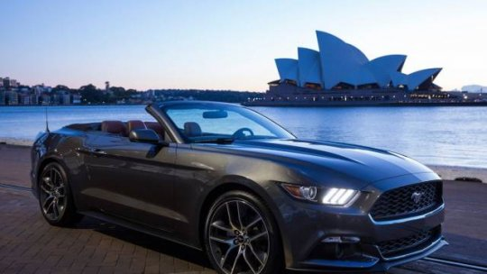Great Cars - Mustang