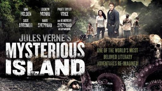 Jules Vernes Mysterious Island (2012)