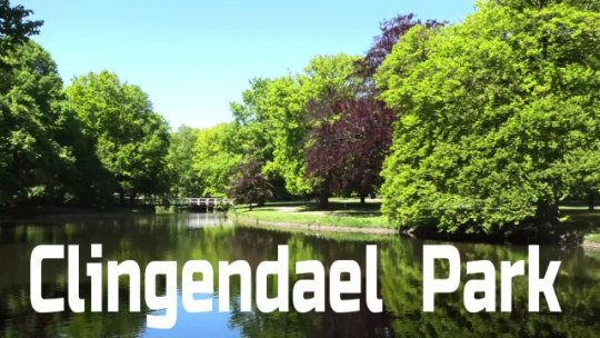 Clingendael is one of the most beautiful estates in the Netherlands.