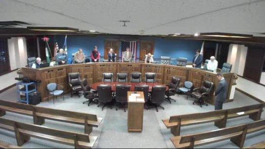 12-3-19 Council Meeting