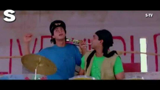 BOLLYWOD  Deewana Dil Deewana HD Full Song Kabhi Haan Kabhi Naa Shah Rukh Khan, Suchitra Krishnamurthy