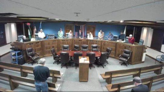 12-17-19 Council Meeting